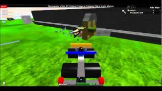 ROBLOX KZ Lucid Side Crash Testing Suprise