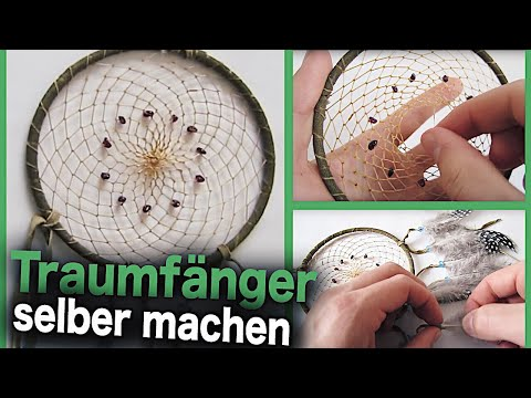traumf nger selber machen do it yourself dreamcatcher diy tvmixmax youtube. Black Bedroom Furniture Sets. Home Design Ideas