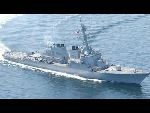 "US ""Running Amok"" in South China Sea 