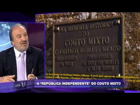 """«Vía V» La """"república independiente"""" del Couto Mixto (cap. 723 - parte 1-08/07/14)"""