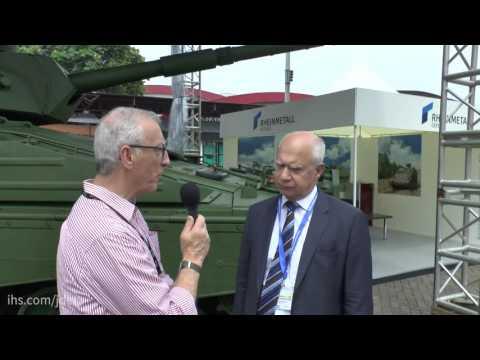 IndoDef 2016: Rheinmetall Defence talks Marder RI Programme