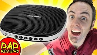 SOUNDS MACHINE REVIEW | Three Sheep Sound Machine Unboxing