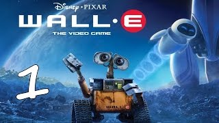 Video Disney WALL-E Video Game First Hour Gameplay Walkthrough Part 1 English download MP3, 3GP, MP4, WEBM, AVI, FLV September 2018