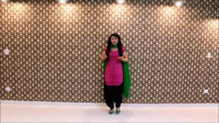 Easy Steps for wedding dance ,free style dance and giddha , Tutorial by RIPANPREET SIDHU,