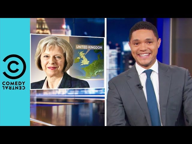 Is Britain Going To Cancel Brexit? | The Daily Show With Trevor Noah
