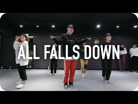 All Falls Down  Alan Walker  Beginners Class