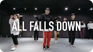 All Falls Down - Alan Walker / Beginner's Class