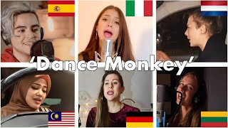 Who Sang it Better: Dance Monkey (Italy, Germany, Malaysia, Netherlands, Lithuania)