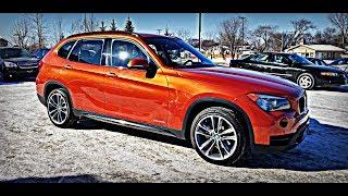 2014 BMW X1 xDrive28i Review