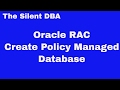Create a Policy Managed Database