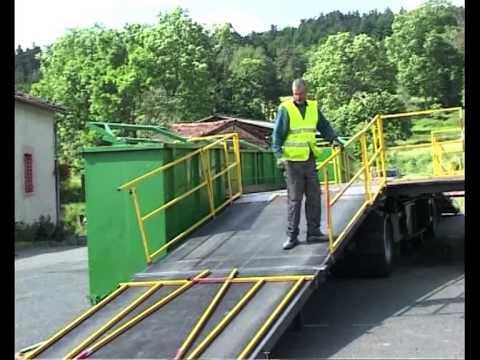 La Dechetterie Mobile Moving TRI