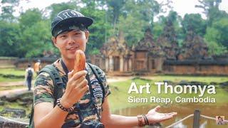 🇰🇭 7 MUST-EATS in SIEM REAP, Cambodia (ANGKOR WAT & MORE)