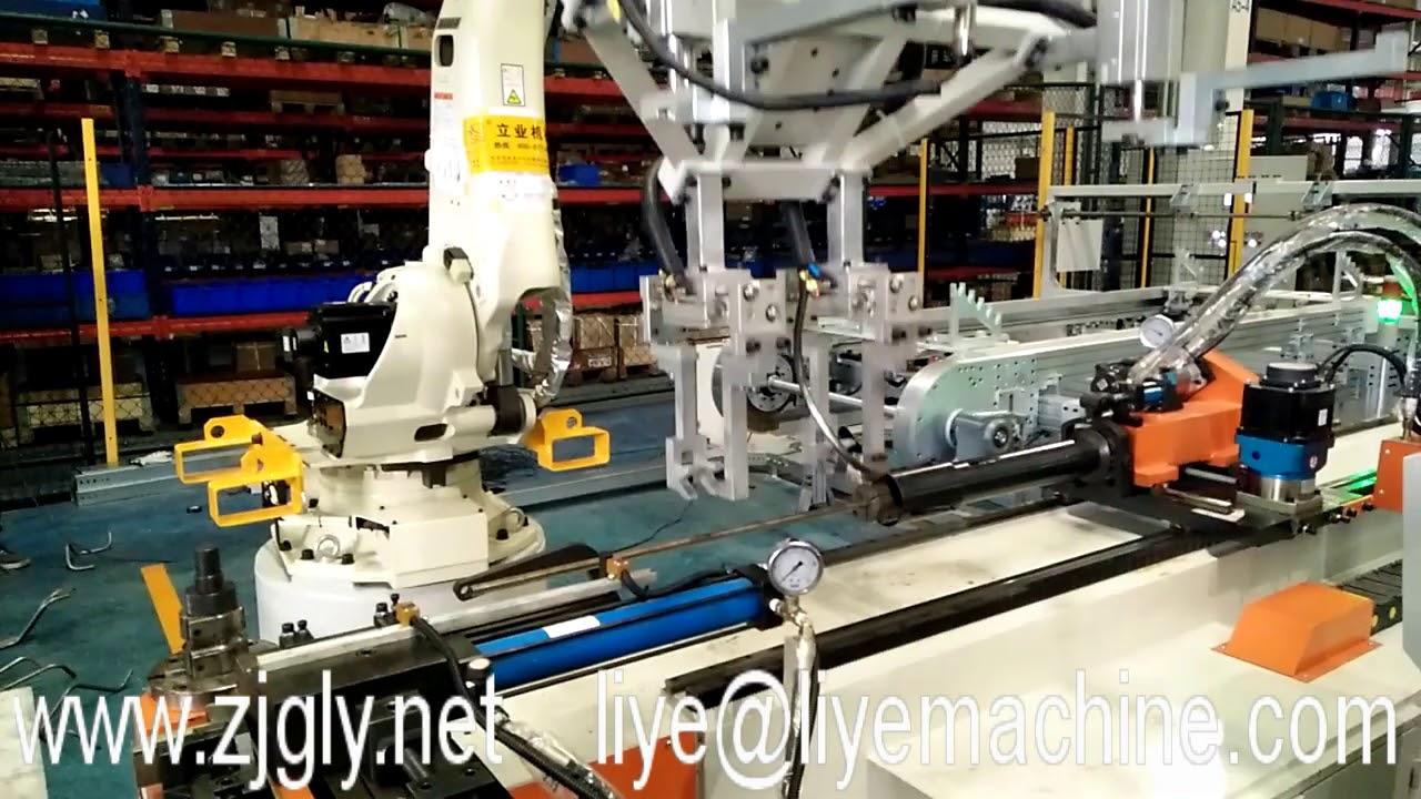 Machine Г pipe robotique