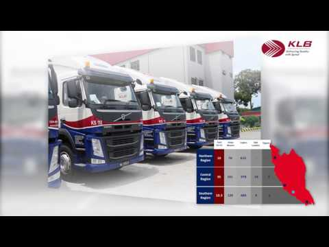 End-to-End Integrated Logistics Service Provider