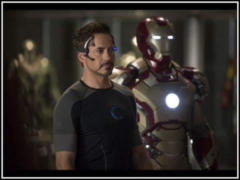 Robert Downey Jr. Locked as Iron Man for AVENGERS 2 & 3 - AMC Movie News