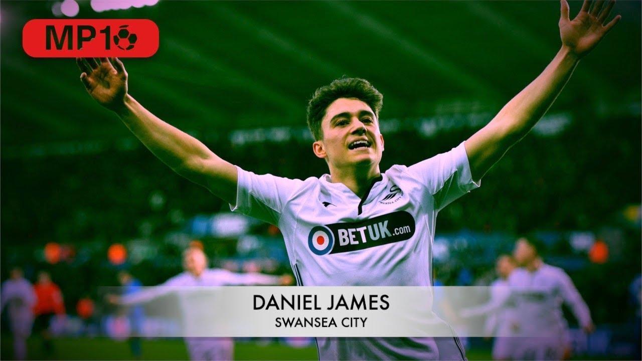 DANIEL JAMES - SWANSEA - Skills & Goals - 2019 - - YouTube
