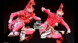 Sendratari SUGRIWA SUBALI / Javanese Ramayana SUGRIV VALI YUDH Dance [HD]