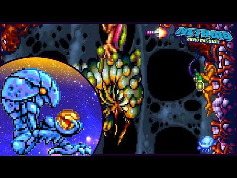 ¡BICHOS PESADOS!: Metroid Zero Mission (GBA) Gameplay Español Ep 4 #OperationSamusReturns