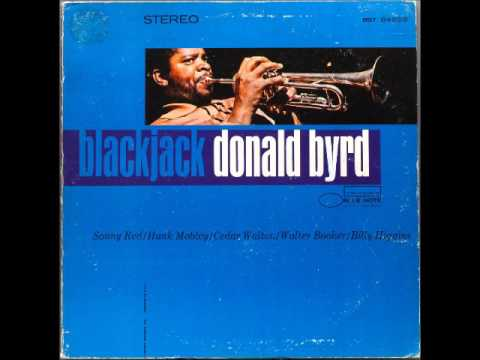 Donald rd  Blackjack 1968 US, Jazz