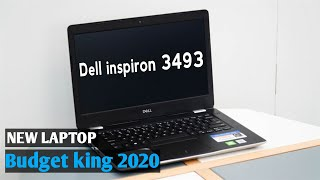Dell Inspiron 14 3493 | Dell inspiron 14 3493 Budget king | best dell laptop under 40k 2020