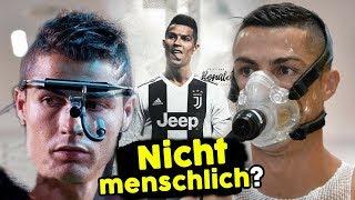 Alle Wissenschaftler sind geschockt von Cristiano Ronaldos körperlichen Stärke