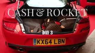 CASH & ROCKET DAY 3