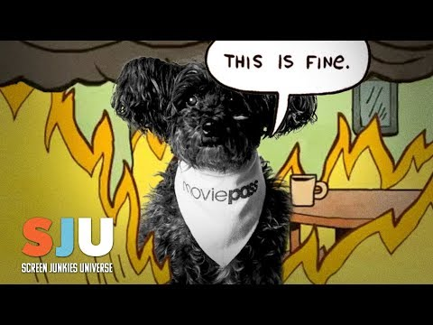 MoviePass Being Run By Dogs - SJU