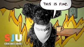 Movie Pass Being Run By Dogs - SJU