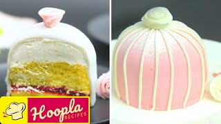 Swedish Princess Cake Recipe by Hoopla Kitchen