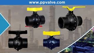 PP Valve | Ball Valve Manufacturer | PP Three Way Ball Valve