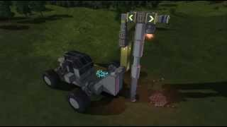 space engineers planetary mining explorer