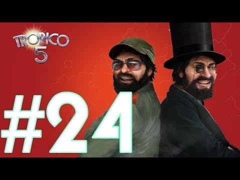 Whats El Presidente Up to? (Ep #24 - Tropico 5 Sandbox)  
