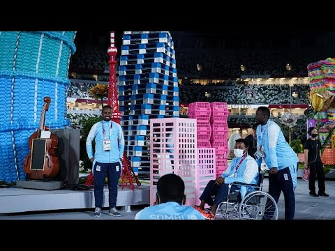 Africa's poor representation plays out during the Tokyo Paralympics