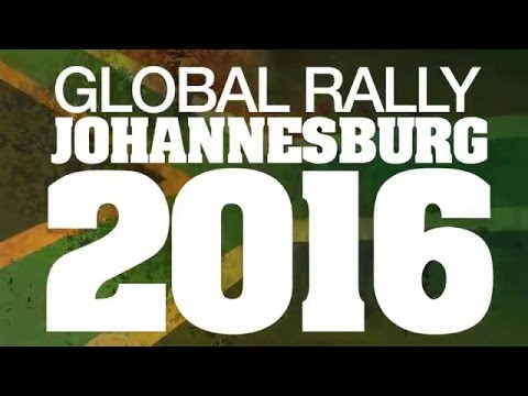 Forever Living Global Rally Johannesburg South Africa 2016
