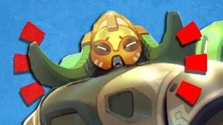 Overwatch - NEW HERO Orisa Gameplay + Skins + Abilities