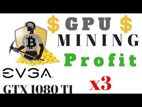 💲Bitcoin Mining Profit💲 | OC Settings | Nicehash | BTC | Mining Rig | [4K]