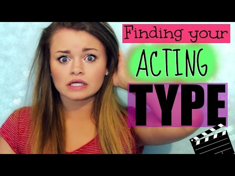 QUICK TIP: How to Find Your TYPE as an Actor!