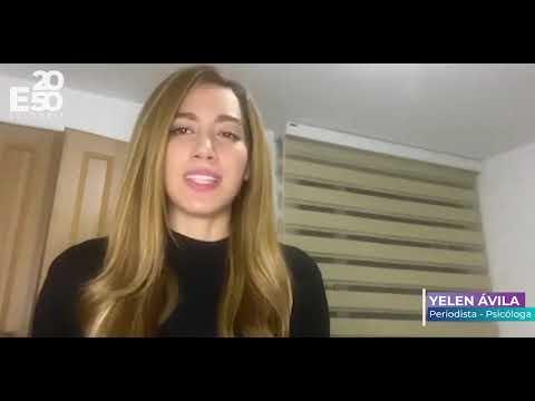 """E2050 COLOMBIA - """"Unidos por la Resiliencia Climática""""  Yelen Ávila"""