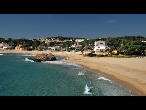 Places To See In Girona Spain La Fosca Beach