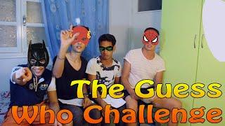 Fdhaya7 Time | Guess Who Challenge!!