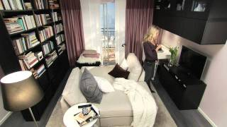 Video IKEA Small Spaces - Making space to be together in a small apartment download MP3, 3GP, MP4, WEBM, AVI, FLV Juni 2018