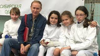 SportUs.pro программа В гостях у мастера. Тренер по фехтованию  Николай Путинцев