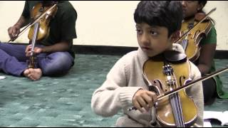 Karnatic Violin at The Bhavan