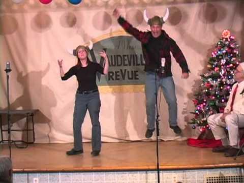 The New Vaudeville Revue -- Viking Lumber -- Dec. 2010