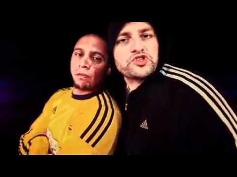 Anzhi Rap with Samuel eto'o and Roberto Carlos.flv