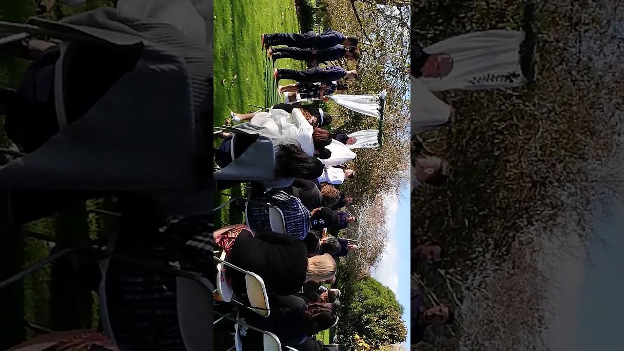 rebekkha and richards wedding youtube