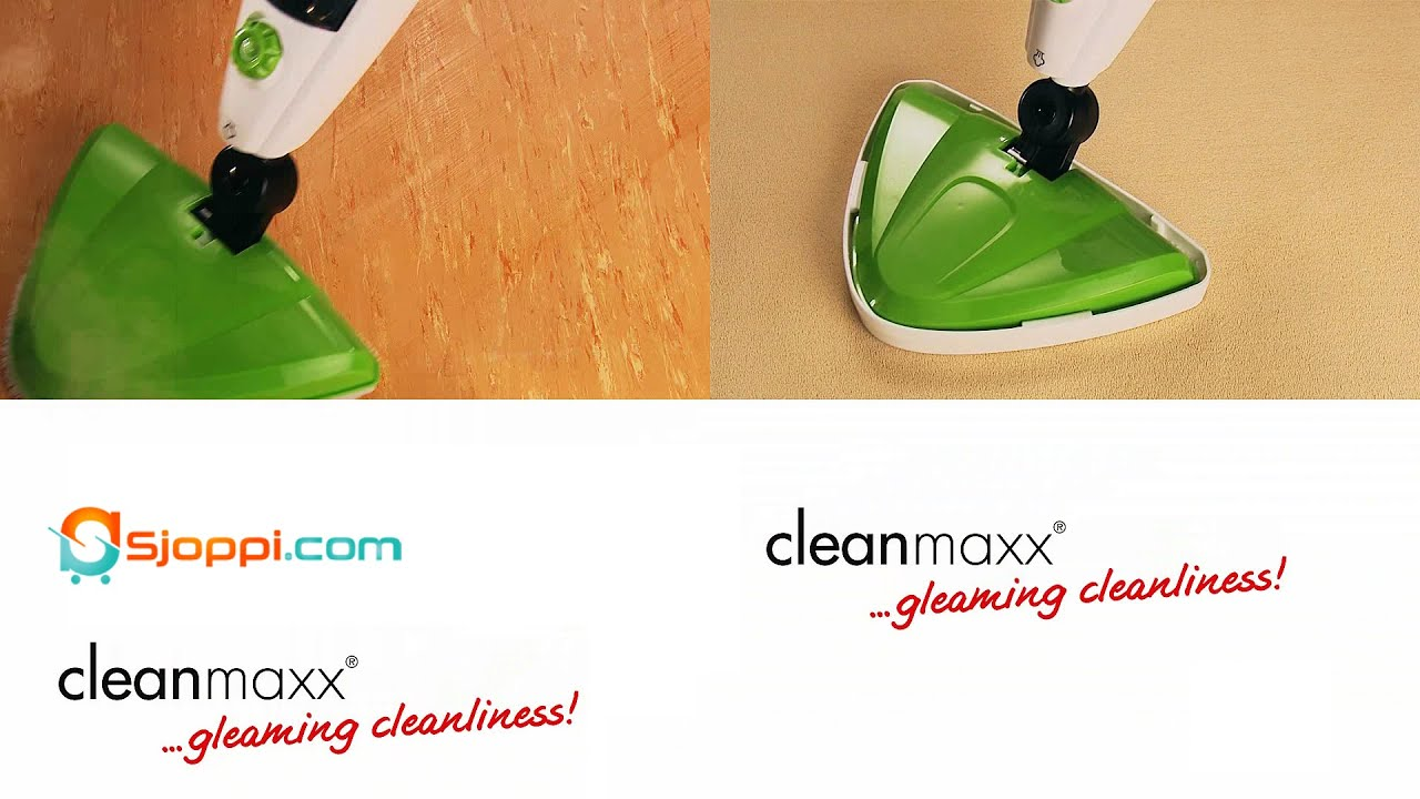 Cool Cleanmaxx In Steam Mop With