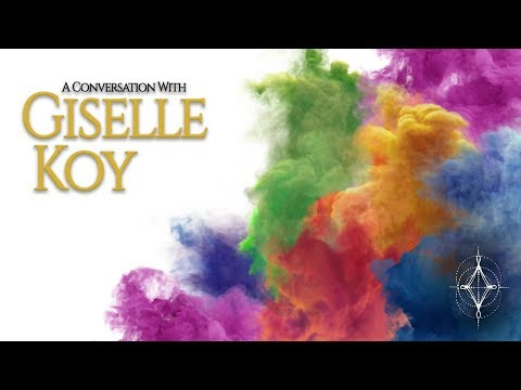BE A RAY OF LIGHT with GISELLE KOY   The Rainbow Activation Code