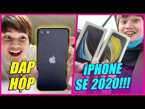 """MỞ HỘP REVIEW NHANH iPHONE SE 2020!! - GIÁ 11.3 TRIỆU, ĐÂY LÀ iPHONE """"RẺ NHẤT MẠNH NHẤT""""?"""