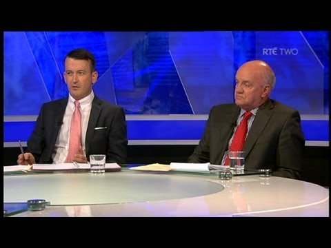 Should an Ulster hurling team contest the Championship?   The Sunday Game
